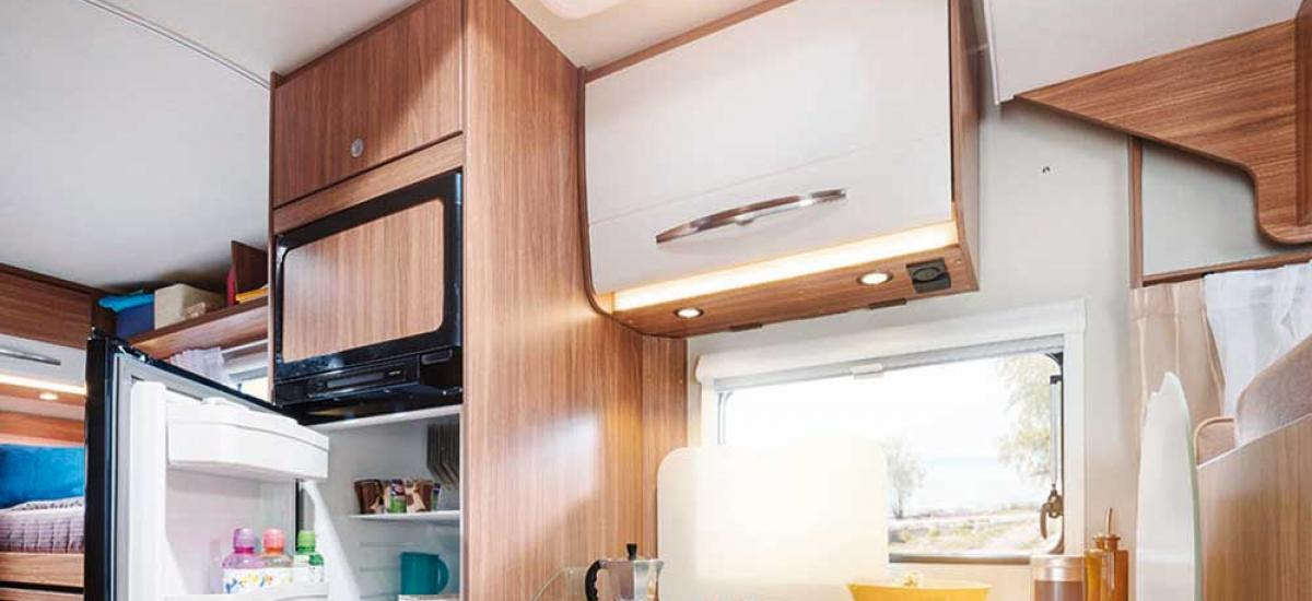 HYMER-CARADO T447 – Clever+ Edition